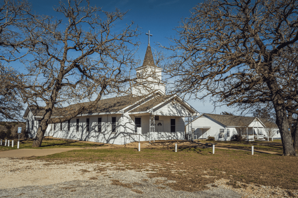 Ebenezer Lutheran Church - Manheim, Texas