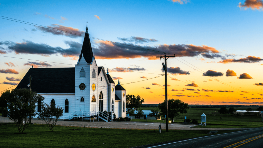 Christ Lutheran Church - Noack, Texas