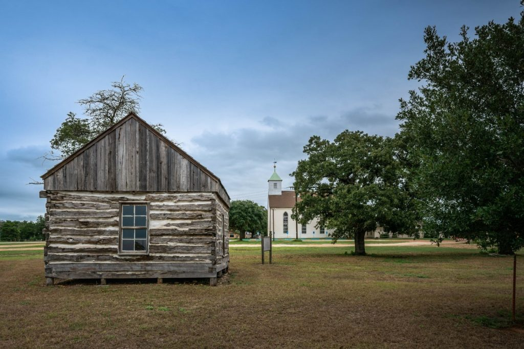 St. Paul's Lutheran Church - Serbin, Texas