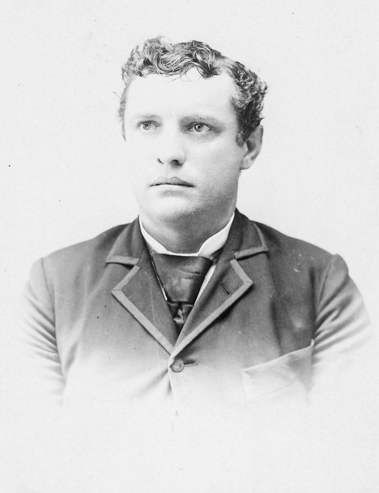 Portrait of Hermann Kilian as a Young Man