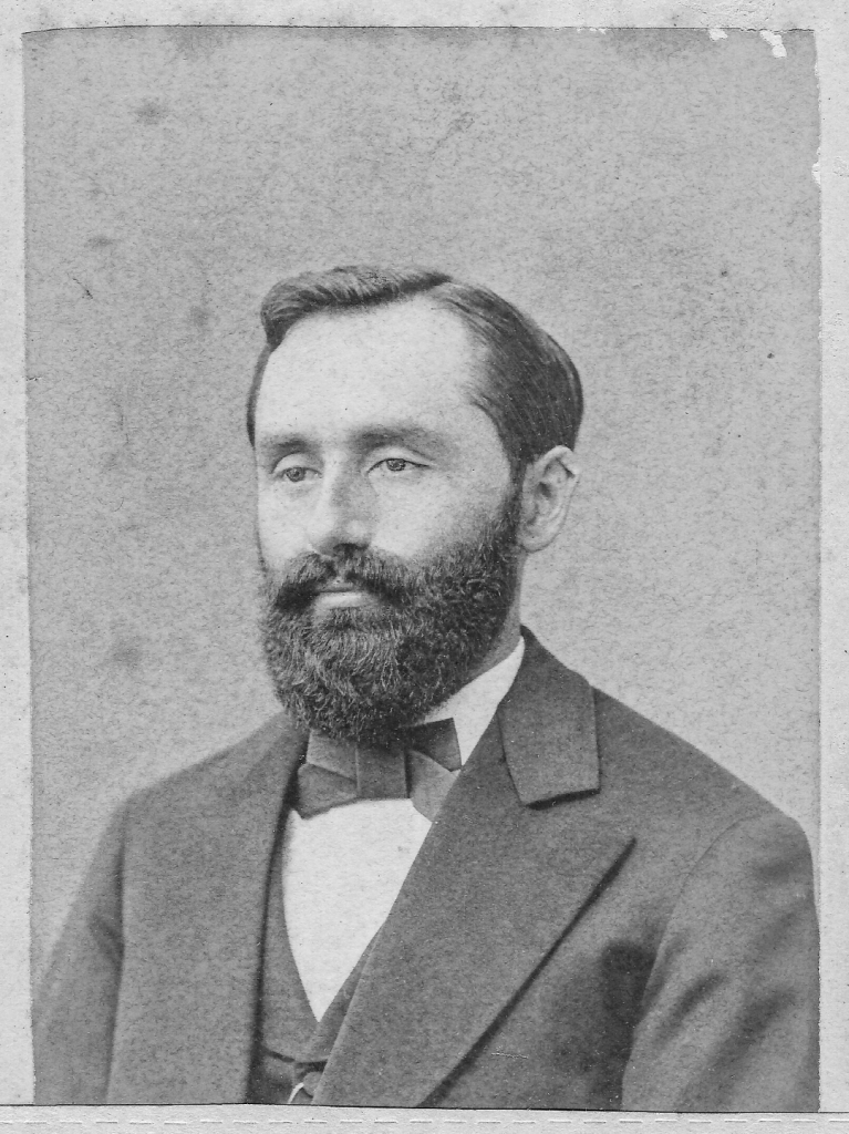 Teacher Ernst Leubner